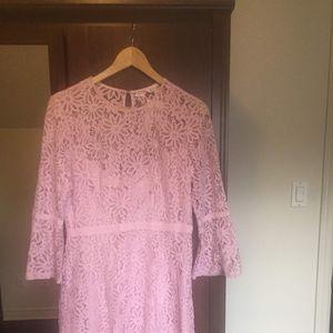 Vintage lacy dress
